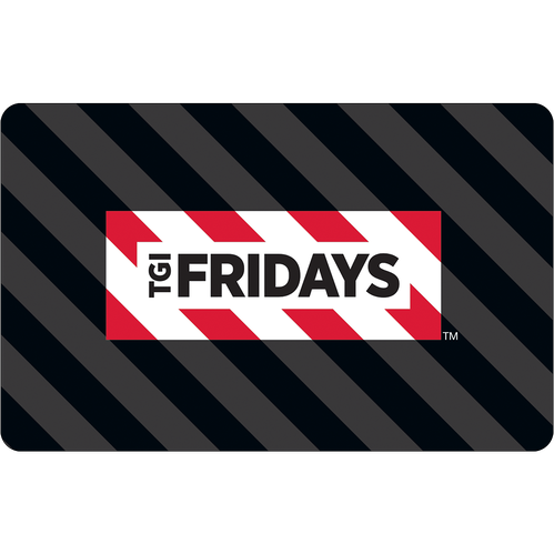 TGI Fridays: $50 Gift Card