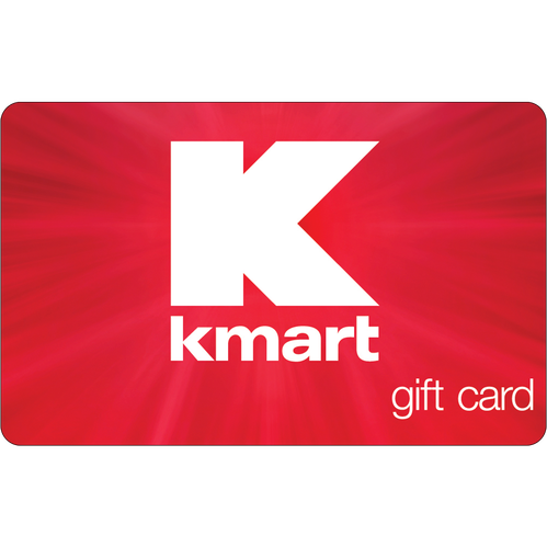 Kmart: $100 Gift Card