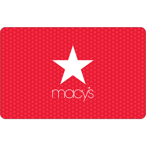 Macys: $50 Gift Card