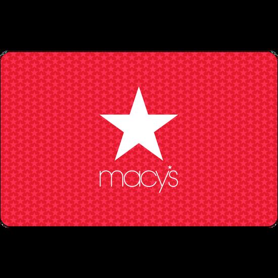 Macys: $100 Gift CardMacys: $100 Gift Card