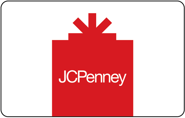 JC Penney: $25 Gift CardJC Penney: $25 Gift Card