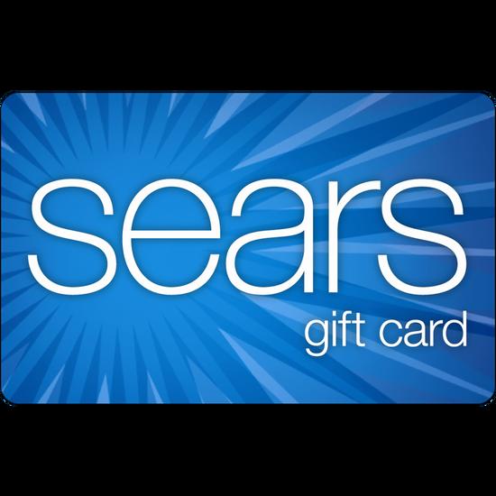 Sears: $100 Gift CardSears: $100 Gift Card
