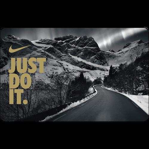 Nike: $50 Gift Card