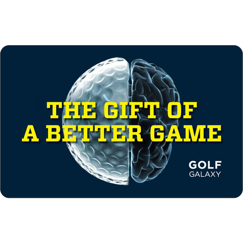 Golf Galaxy: $50 Gift Card