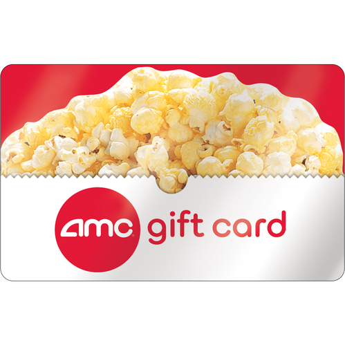 AMC®: $50 Gift Card