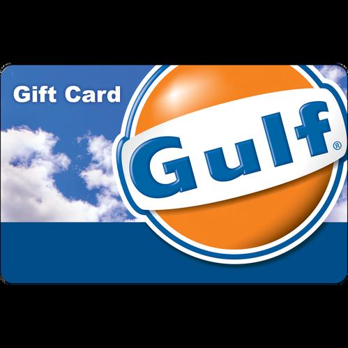Gulf Oil: $50 Gift Card