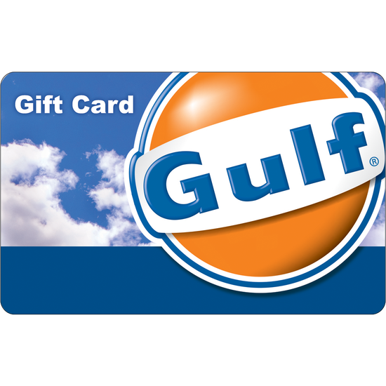 Gulf Oil: $25 Gift CardGulf Oil: $25 Gift Card