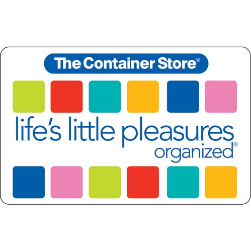 The Container Store: $250 Gift Card