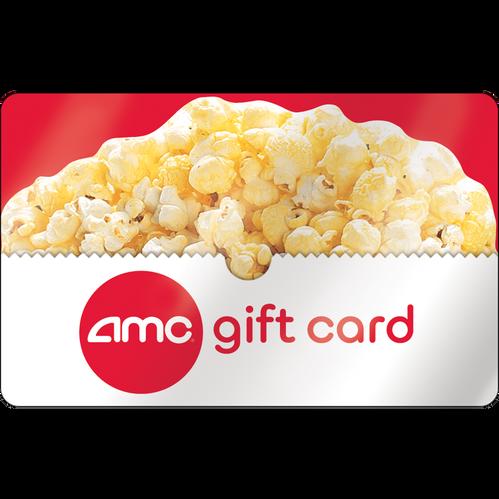 AMC®: $10 Gift Card