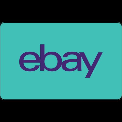 eBay: $25 Gift Card
