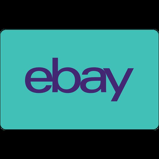 eBay: $25 Gift CardeBay: $25 Gift Card