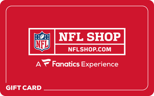 NFL Shop: $25 Gift Card