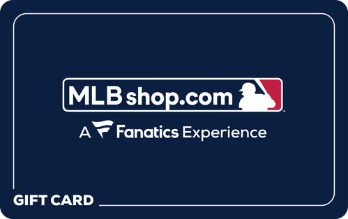 MLB Shop: $25 Gift Card