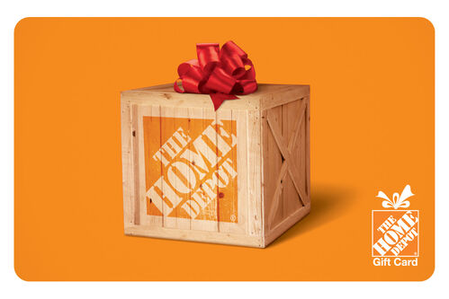 Home Depot: $50 Gift Card