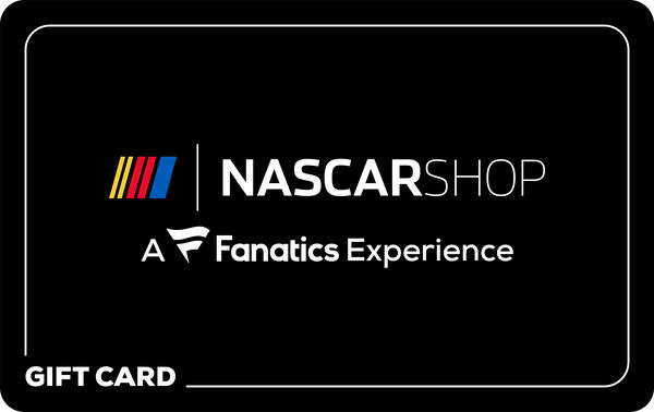 NASCAR Shop: $50 Gift CardNASCAR Shop: $50 Gift Card