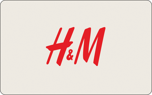 H&M: $150 Gift Card