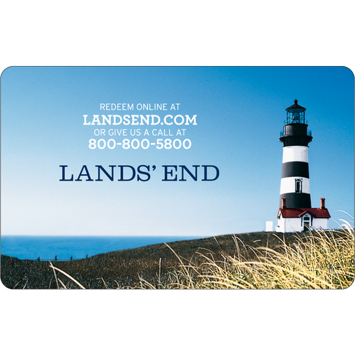 Lans End: $25 Gift Card