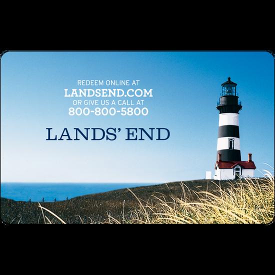 Lans End: $25 Gift CardLans End: $25 Gift Card