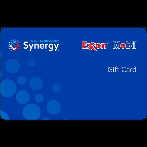 Exxon Mobile: $50 Gift Card