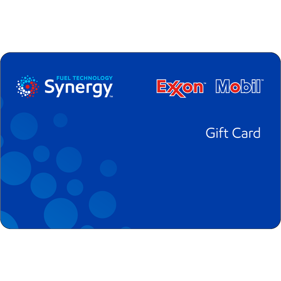 Exxon Mobile: $50 Gift CardExxon Mobile: $50 Gift Card