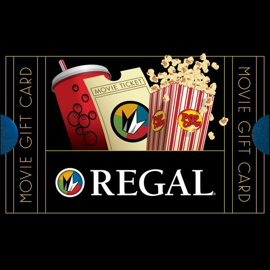 Regal Entertainment: $25 Gift CardRegal Entertainment: $25 Gift Card