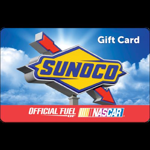 Sunoco: $25 Gift Card