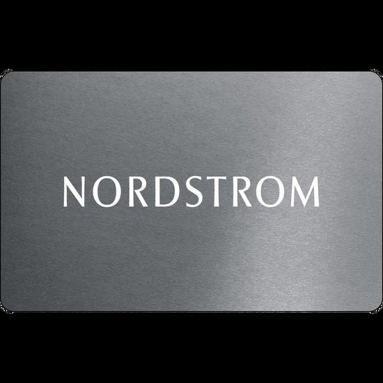 Nordstrom: $25 Gift CardNordstrom: $25 Gift Card