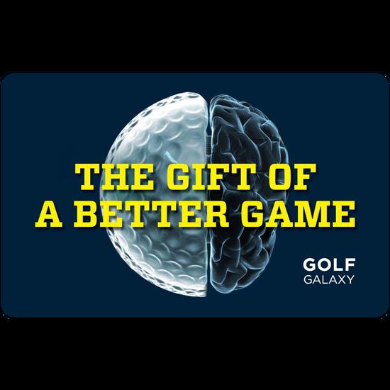 Golf Galaxy: $50 Gift CardGolf Galaxy: $50 Gift Card