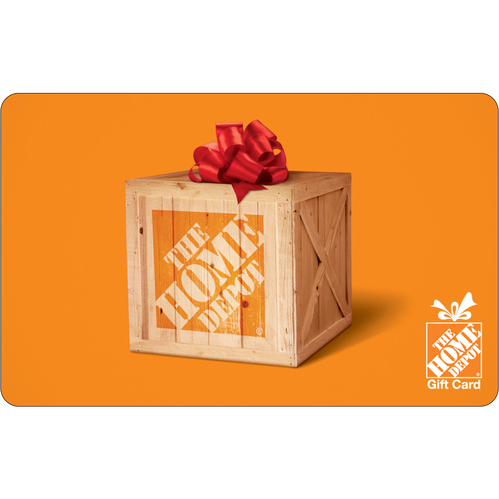 Home Depot: $100 Gift Card