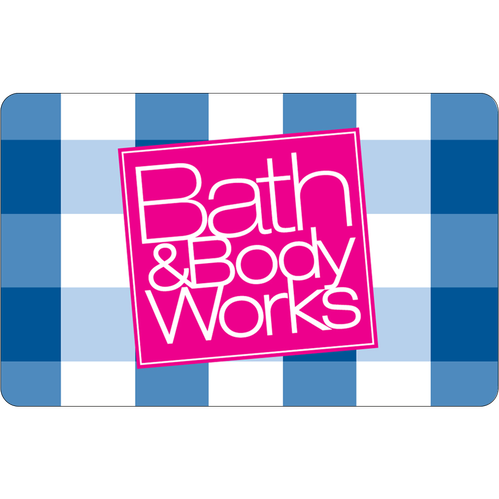 Bath & Body Works: $25 Gift Card