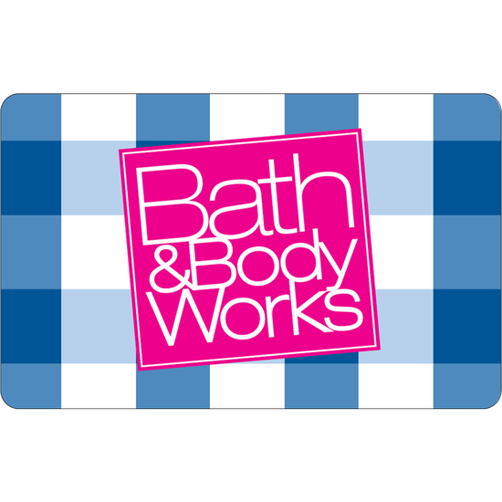 Bath & Body Works: $25 Gift CardBath & Body Works: $25 Gift Card