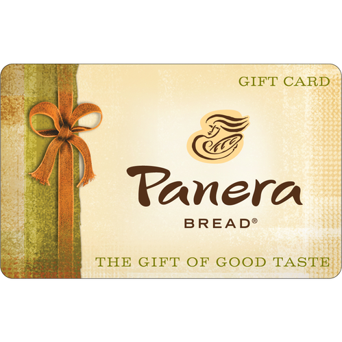 Panera Bread: $25 Gift Card