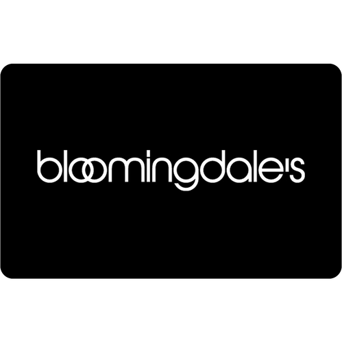 Bloomingdales: $50 Gift Card