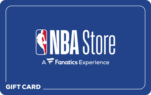 NBA Store: $50 Gift Card