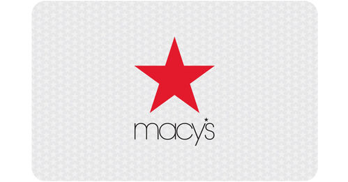 Macys: $25 Gift Card
