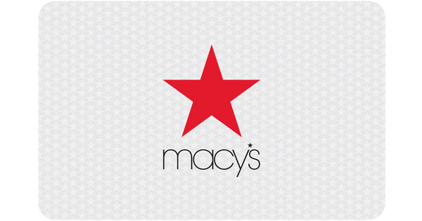 Macys: $25 Gift CardMacys: $25 Gift Card