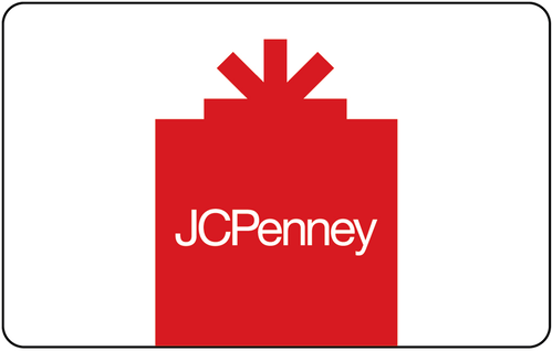 JC Penney: $50 Gift Card