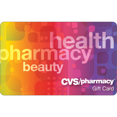 CVS: $50 Gift Card