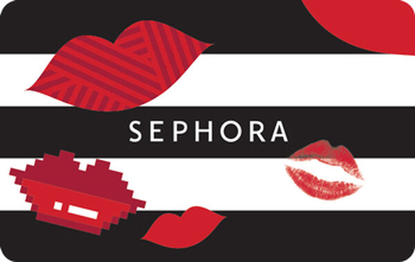 Sephora: $25 Gift CardSephora: $25 Gift Card