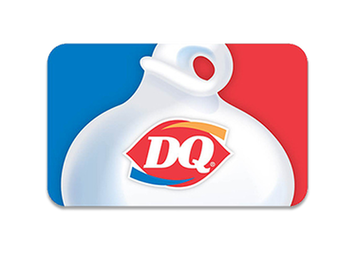 Dairy Queen: $10 Gift Card