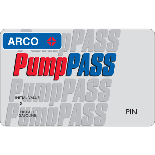 ARCO: $25 Gift Card