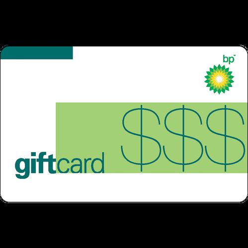 BP: $25 Gift Card