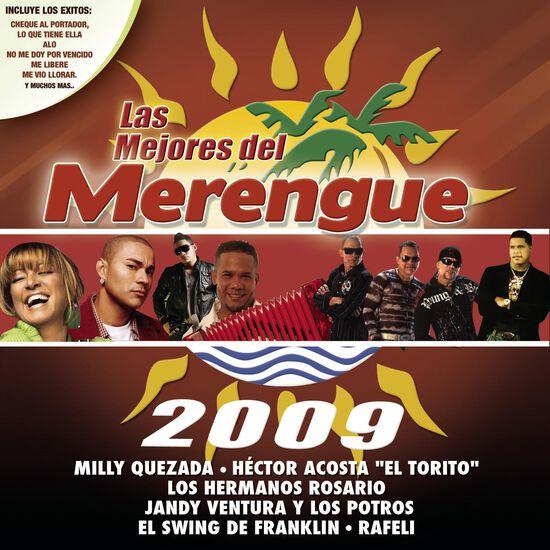 LOS MEJORES DEL MERENGUE 2009LOS MEJORES DEL MERENGUE 2009, , hi-res