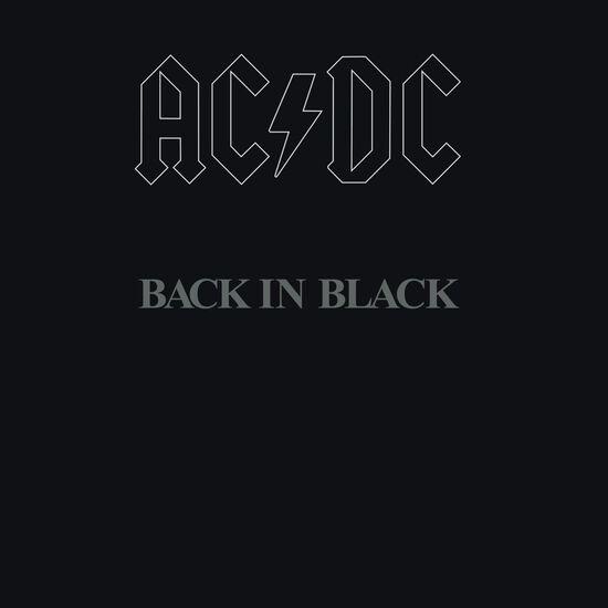 BACK IN BLACKBACK IN BLACK, , hi-res