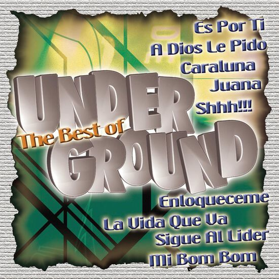 THE BEST OF UNDERGROUNDTHE BEST OF UNDERGROUND, , hi-res