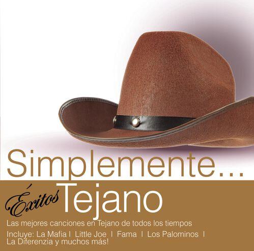 SIMPLEMENTE... EXITOS TEJANO, , hi-res