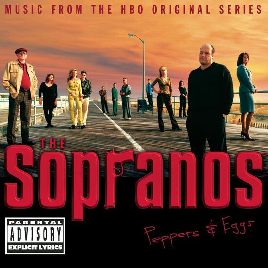 THE SOPRANOS VOL 2: PEPPERS AND EGGSTHE SOPRANOS VOL 2: PEPPERS AND EGGS, , hi-res