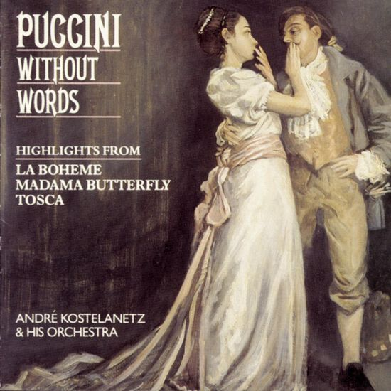 PUCCINI WITHOUT WORDSPUCCINI WITHOUT WORDS, , hi-res