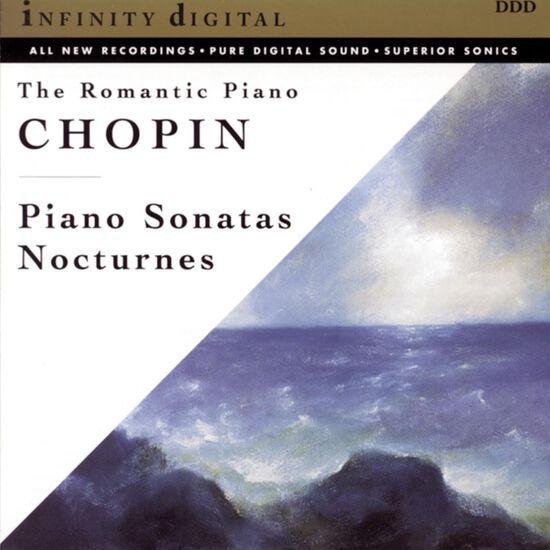 CHOPIN: PIANO SON, NOCTURNESCHOPIN: PIANO SON, NOCTURNES, , hi-res