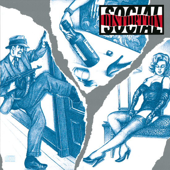 SOCIAL DISTORTIONSOCIAL DISTORTION, , hi-res